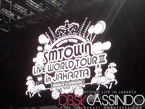 120922 ; SMTOWN Live in Jakarta (Part2)