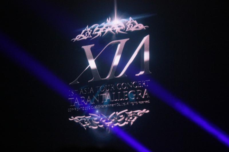 120616 ; Xia Junsu 1st Asia Tour inJakarta